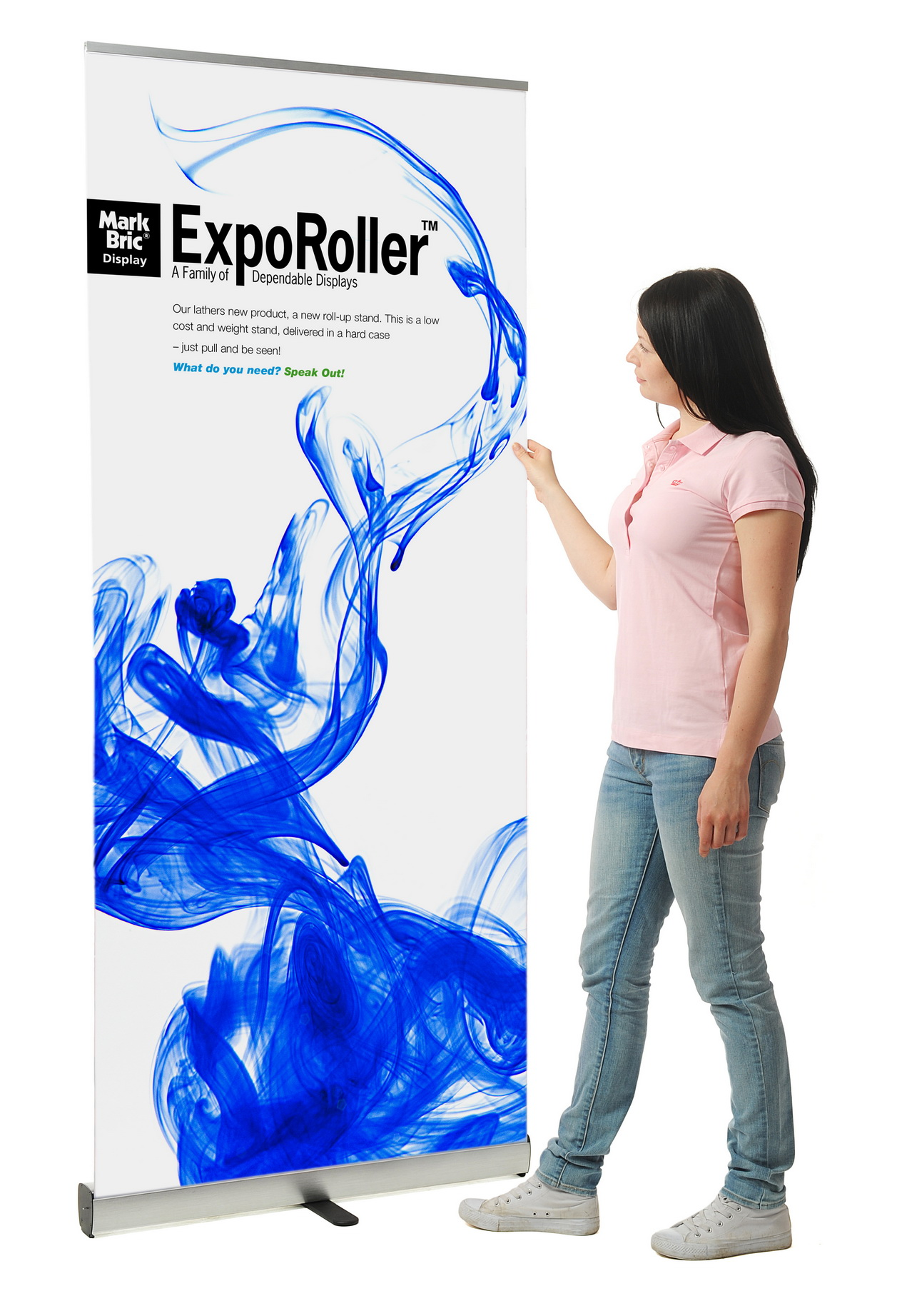 Roll up ExpoRoller 85